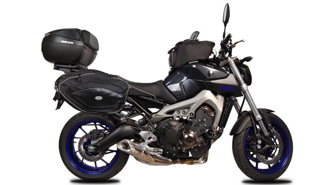 Accesorios SHAD para motos - Yamaha MT-09