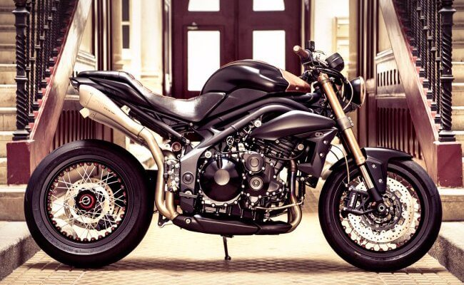 Speed Triple by Vince Power