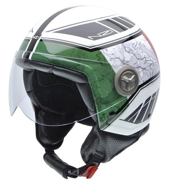 cascos moto nzi Zeta Forza