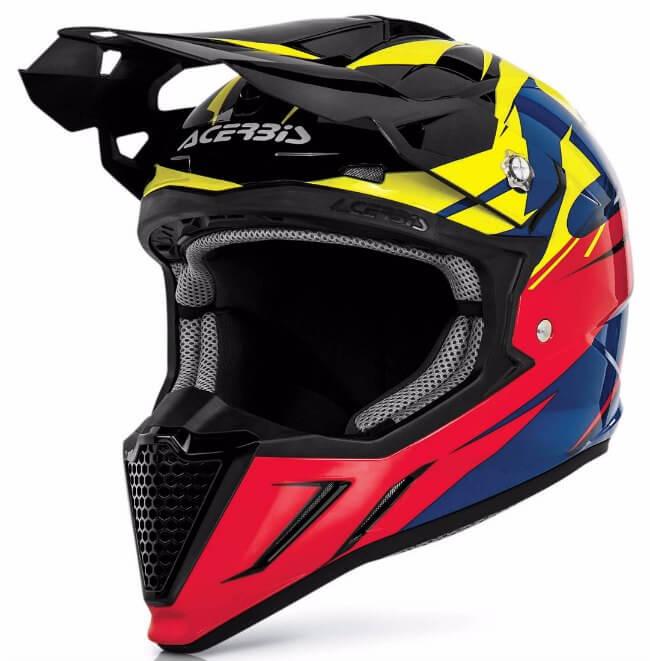 cascos de motocross acerbis