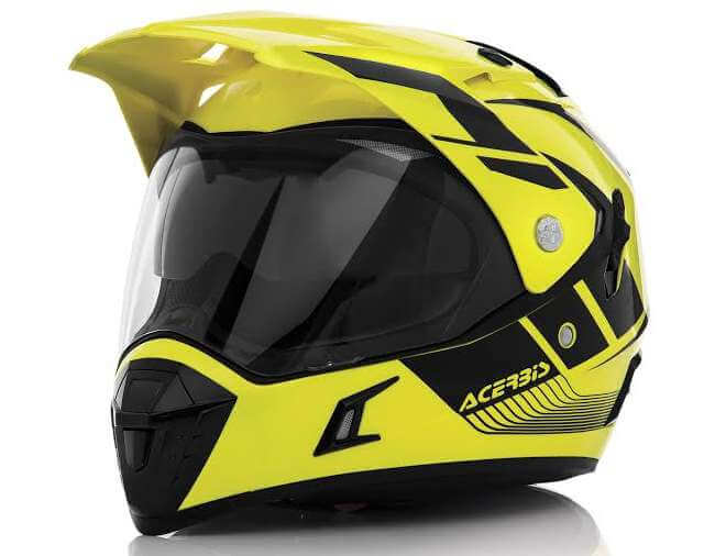 Casco enduro tourer Acerbis Active Graffix