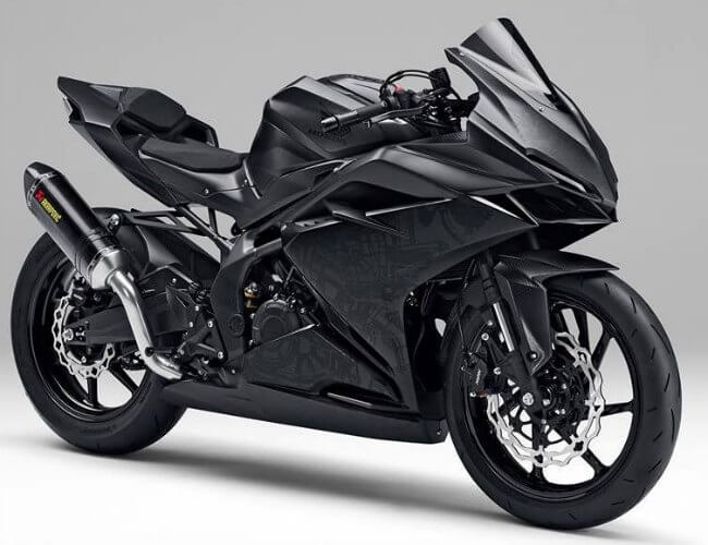 Honda CBR250RR Light Weight Super Sports Concept