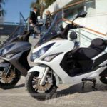 scooter 125 gt Daelim S3 125