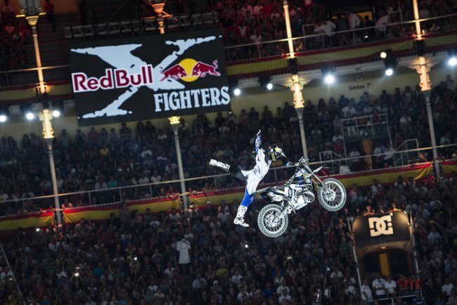 Red Bull X-Fighters 2015 Abu Dabi
