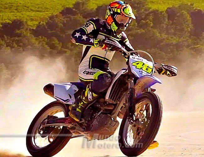 Valentino Rossi The Ranch Dainese