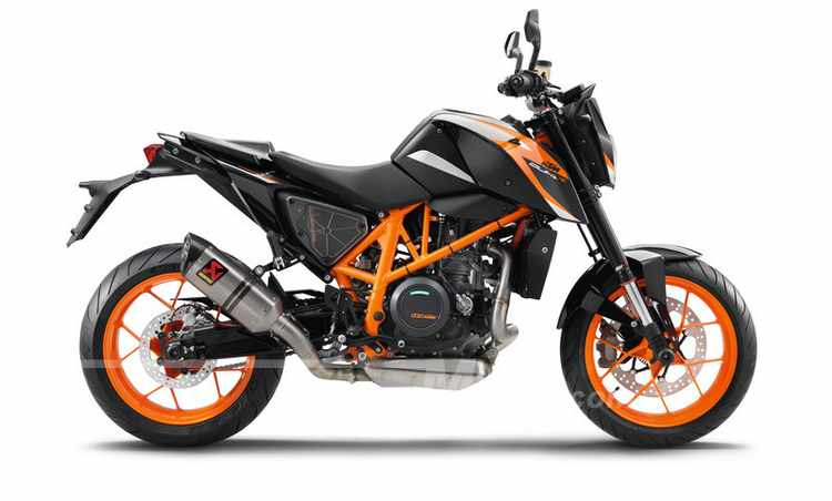 motos naked - KTM 690 Duke 2016