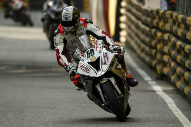 Macau GP 2015 Peter Hickman