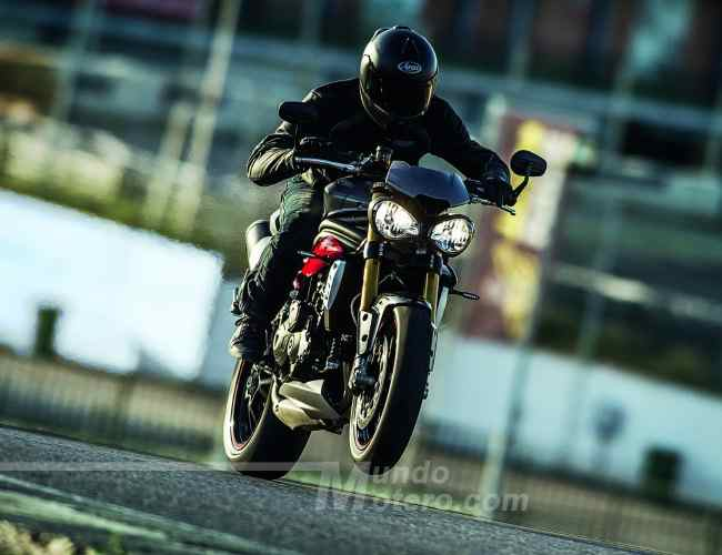 Triumph Speed Triple R 2016 ficha tecnica