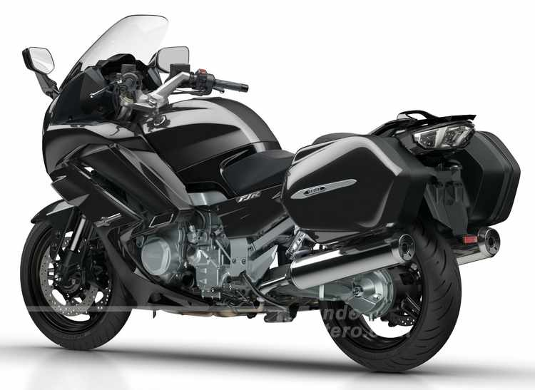 Yamaha FJR 1300 2016 A AE AS