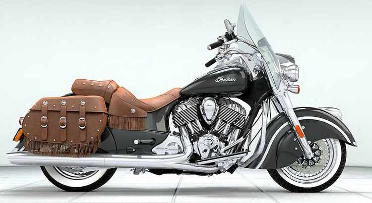 Indian Chief Vintage 2016