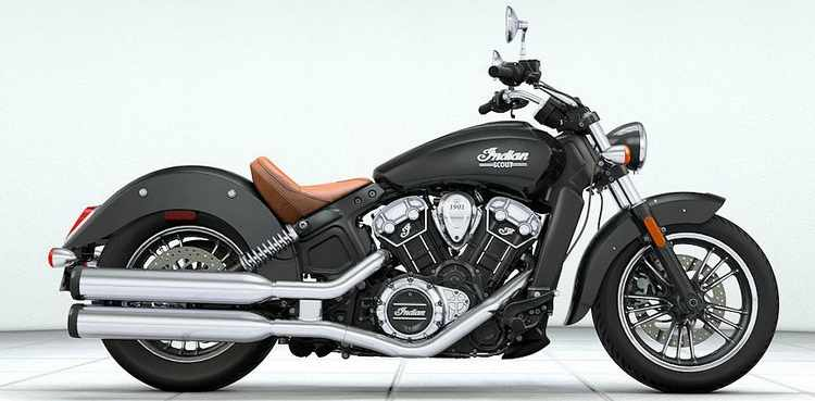 Indian Scout 2016
