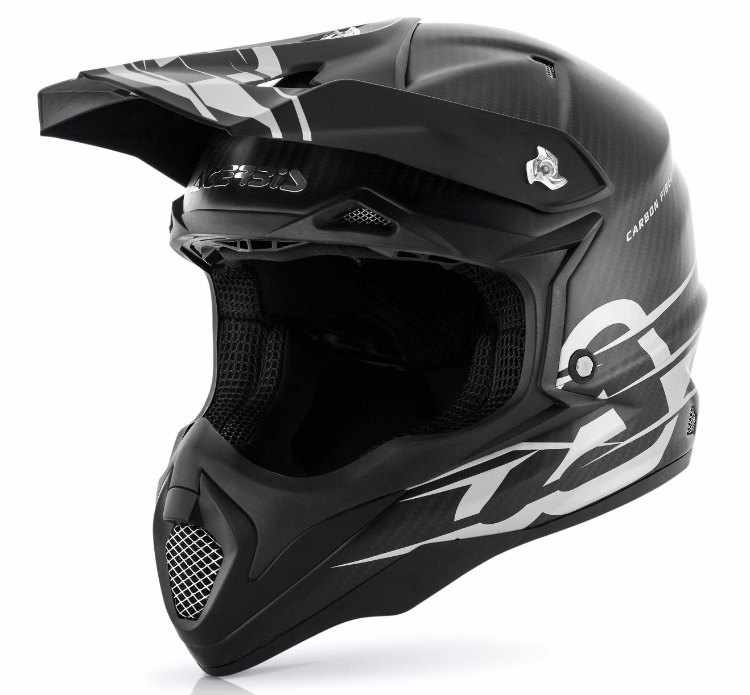 Casco Off Road Acerbis Impact Carbon