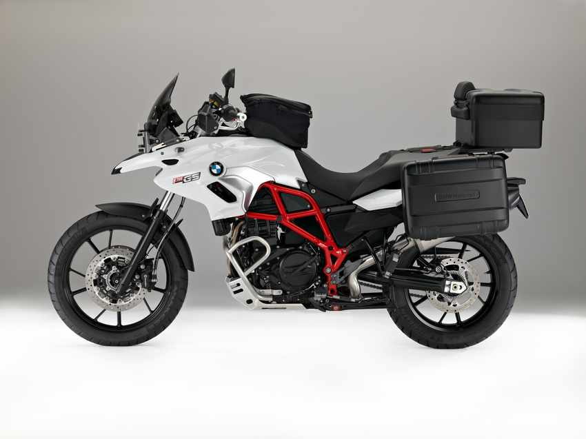 BMW F 700 GS 2016 packs accesorios