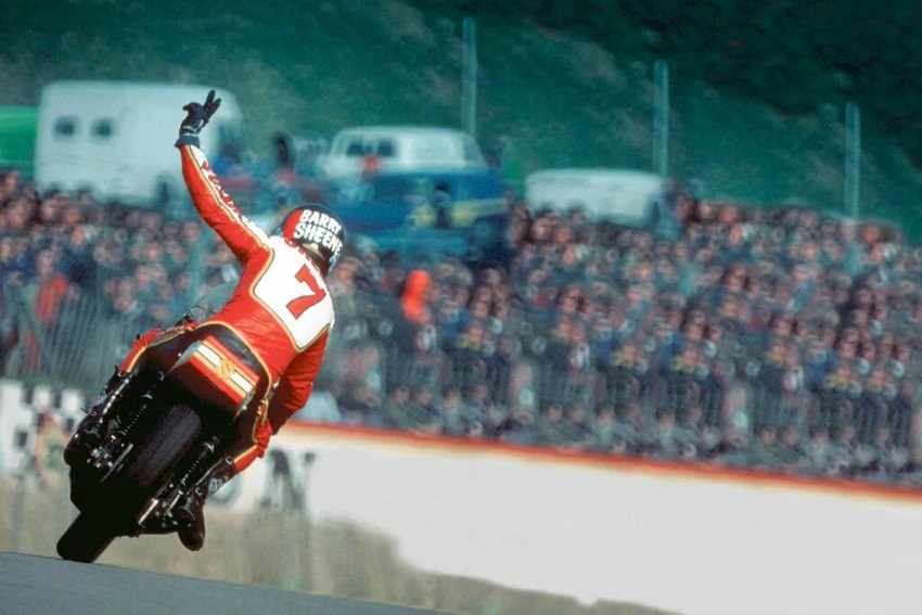 pelicula sobre Barry Sheene