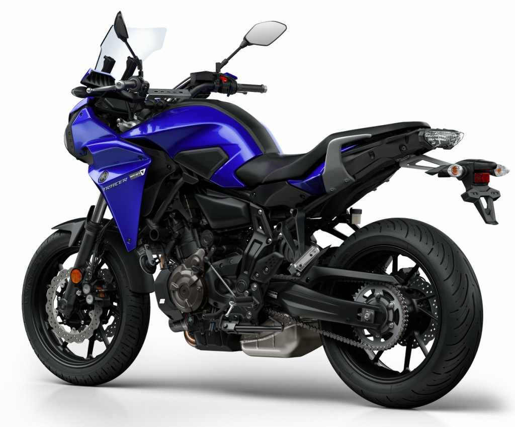 Yamaha Tracer 700 opiniones