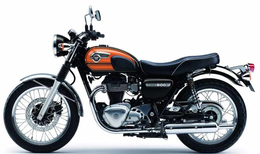 Kawasaki W800 2016 Final Edition