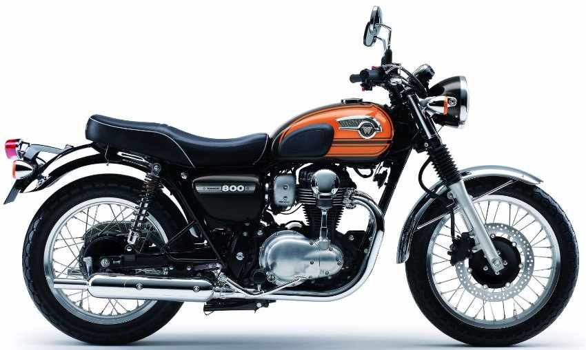 Kawasaki W800 Final Edition 2016