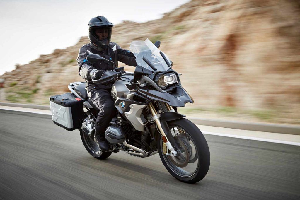 BMW R 1200 GS 2017 Experience