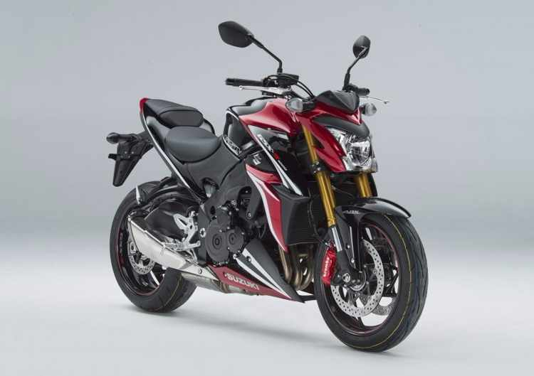 Suzuki GSX-S1000 Carbon Edition Red