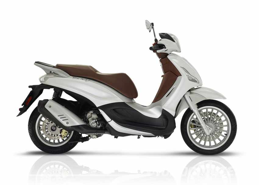 scooter Piaggio Beverly 300 2017