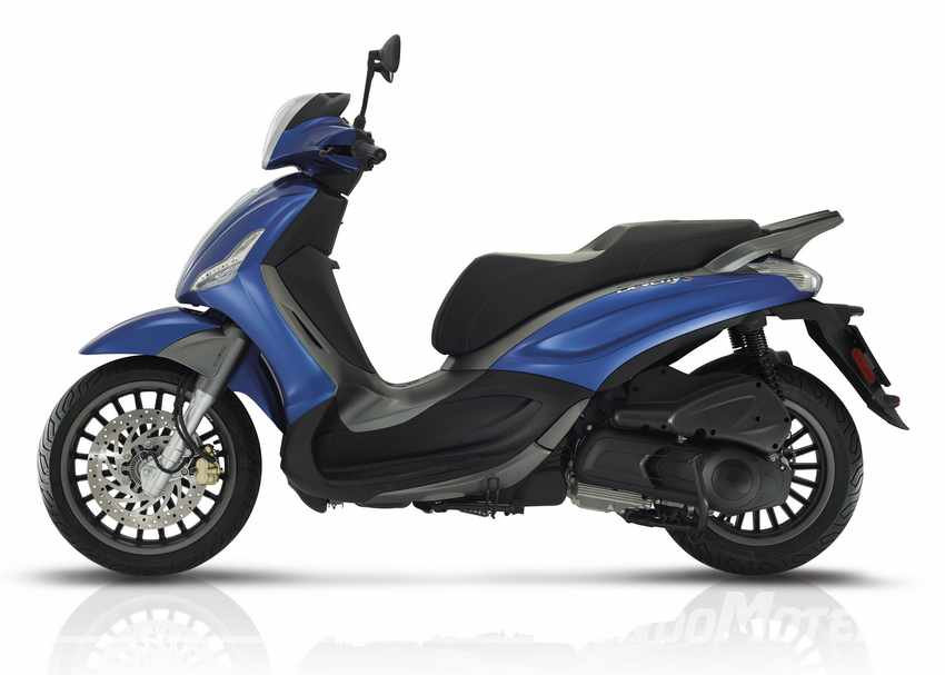 scooter Piaggio Beverly 300 S 2017