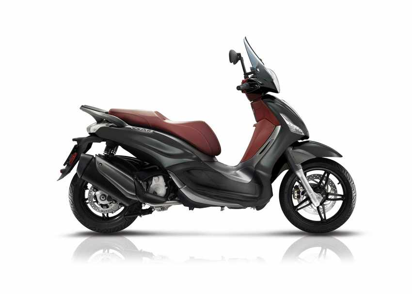 scooter Piaggio Beverly 350 SportTouring 2017