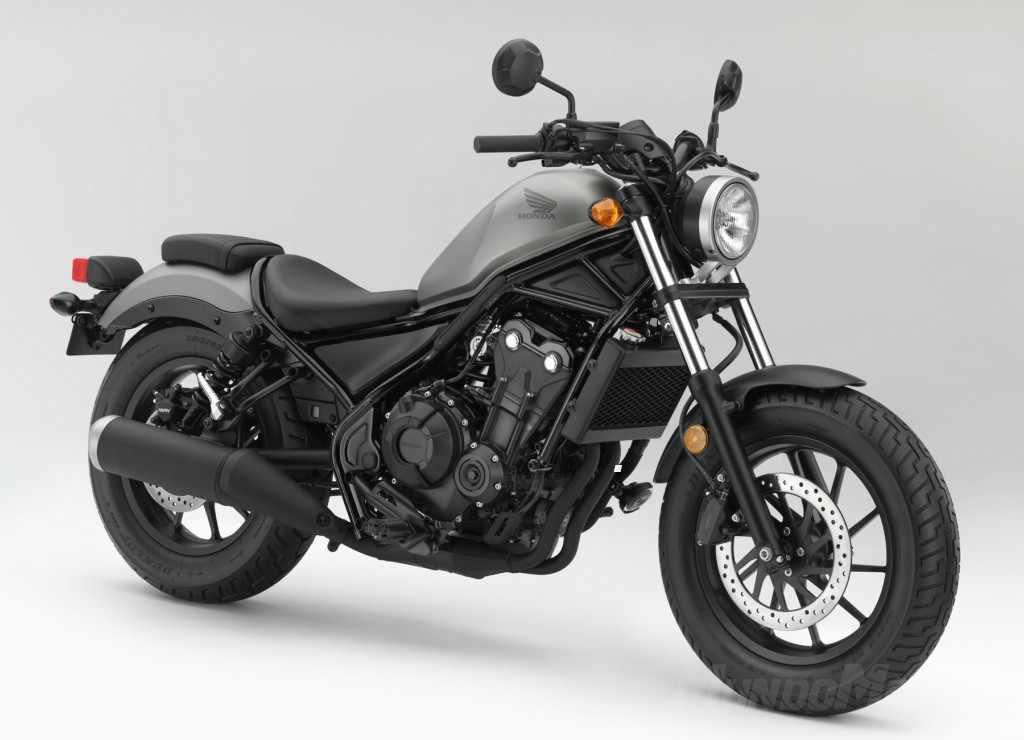 Honda Rebel CMX500 2017