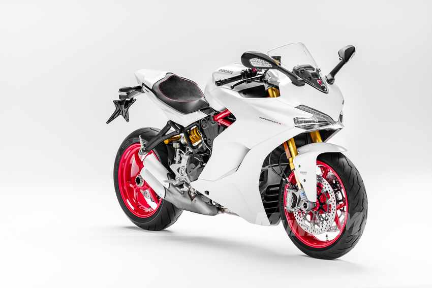 Nueva Ducati Supersport