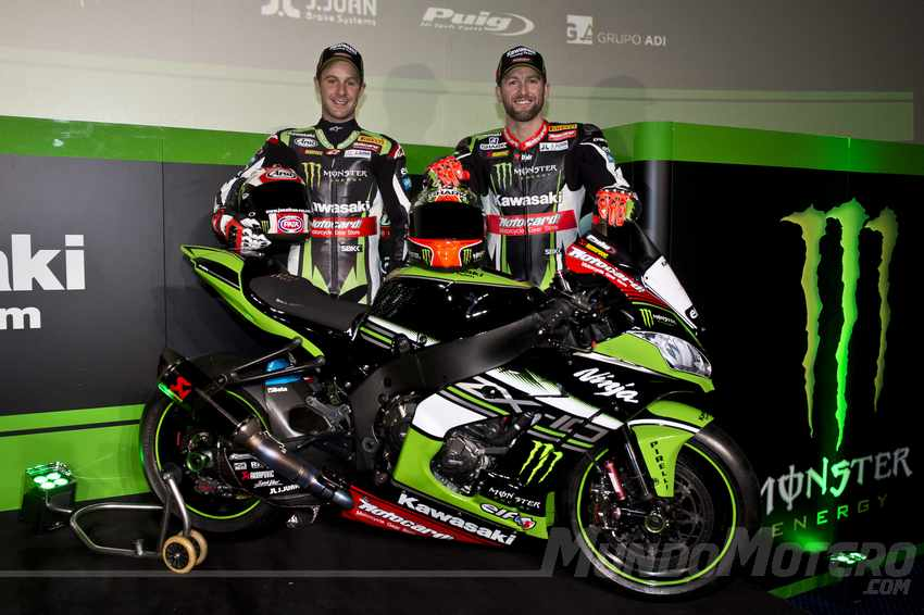 Kawasaki Racing Team SBK 2017