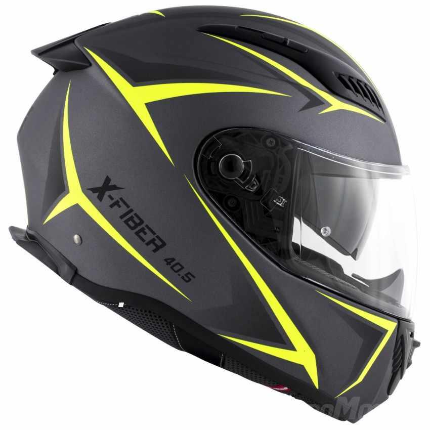 casco de moto integral de GIVI 40.5