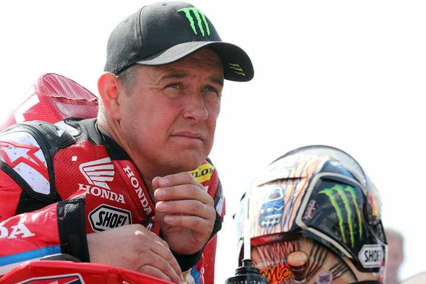 John McGuinness North West 200