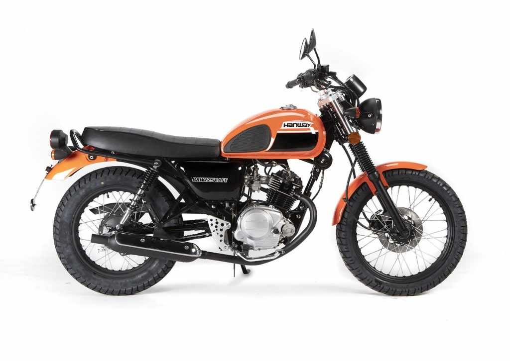 Hanway Raw 125 Cafe opiniones