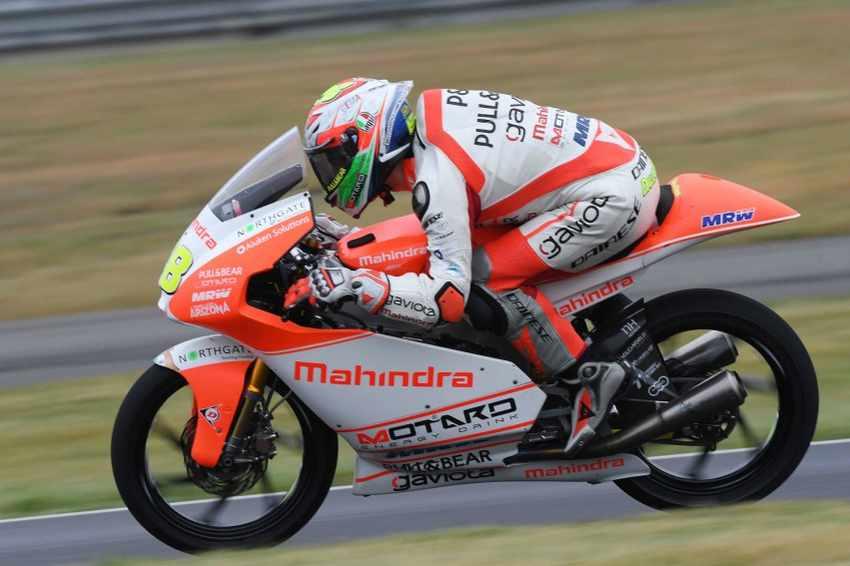 Mahindra abandona Moto3