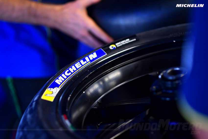 Neumaticos Michelin MotoGP 2017