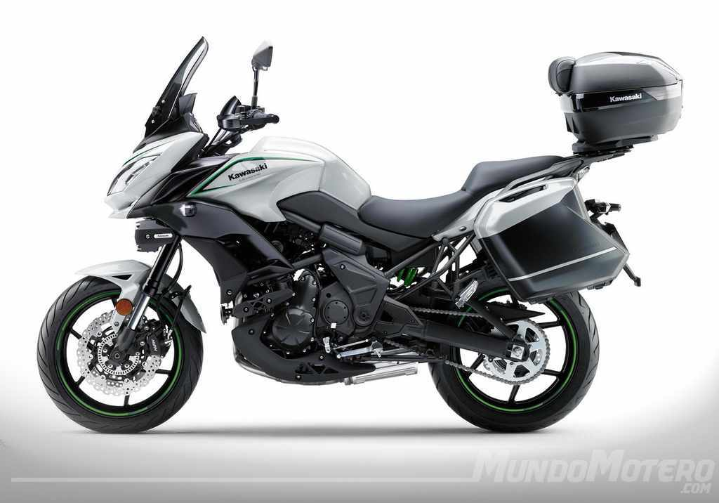 kawasaki versys 650 2018 precio ficha tecnica opiniones y prueba. Black Bedroom Furniture Sets. Home Design Ideas