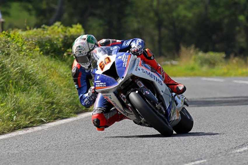 Ulster Grand Prix 2017 Peter Hickman
