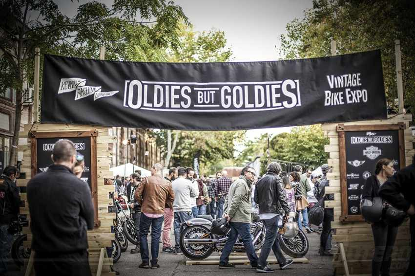 Oldies but Goldies 2017 – Motos personalizadas y constructores