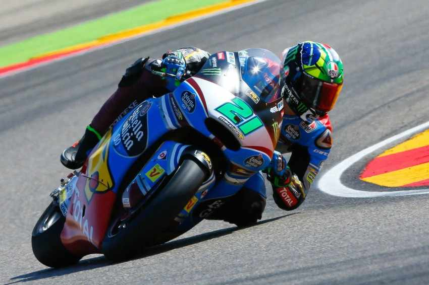Post Carrera GP Aragón Moto2 2017 – Morbidelli saca sus galones