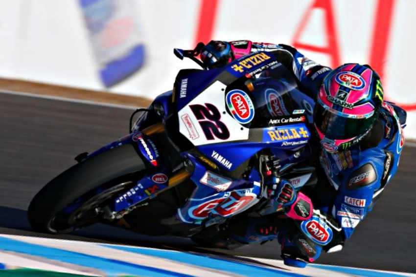 SBK Jerez 2017 - Alex Lowes