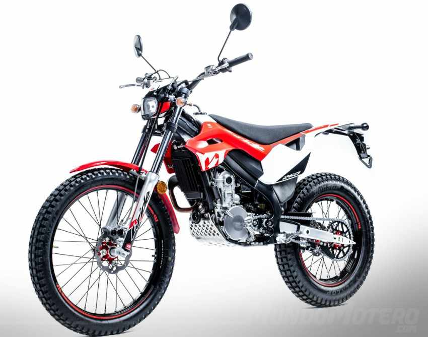 Las Montesa Cota 4RT260, Race Replica y 4Ride se actualizan en 2018