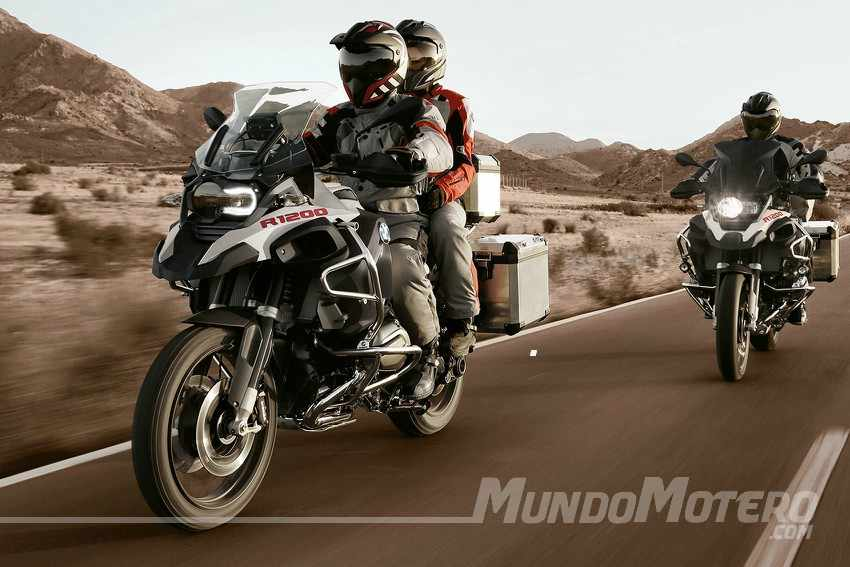 Novedades motos trail para viajar