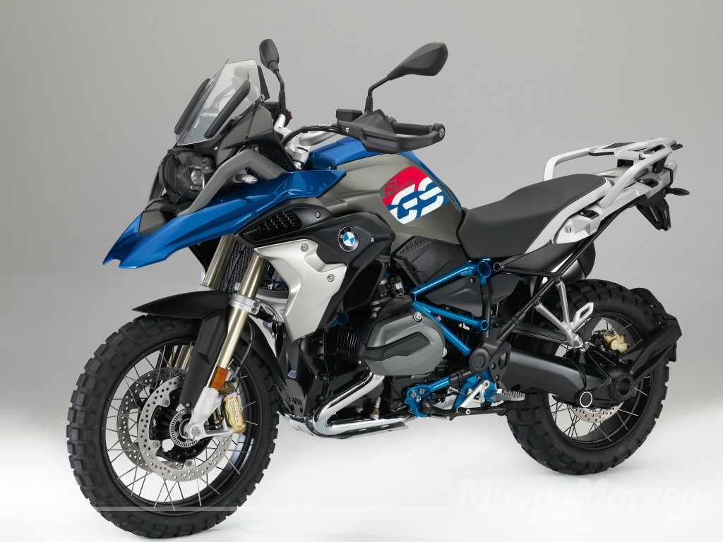 BMW R 1200 GS 2018 - Rallye - Exclusive