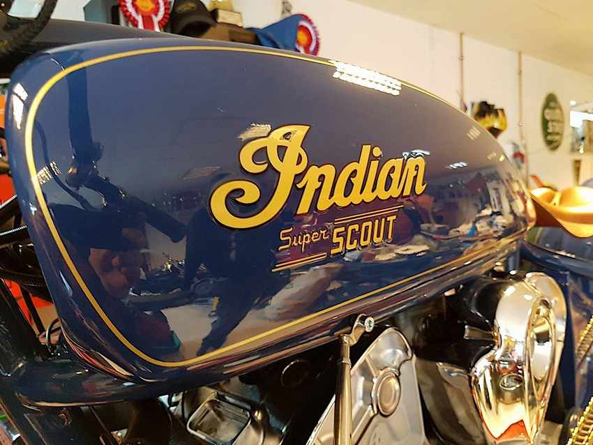 Indian Super Scout