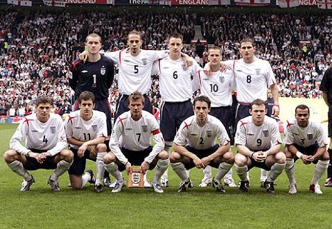 Jugadores Veteranos en la Eurocopa 2012