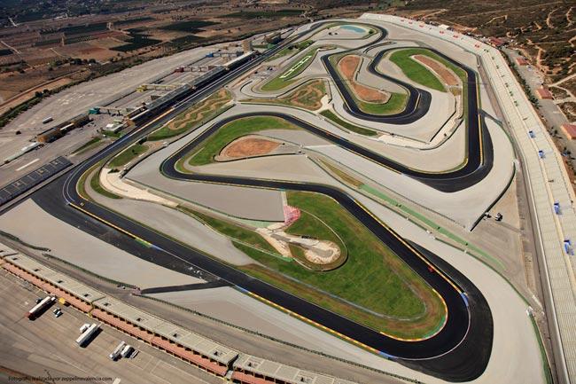 Circuito de la Comunitat Valenciana Ricardo Tormo
