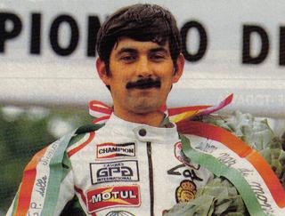 Ricardo Tormo Campeon del Mundo 50cc 1981