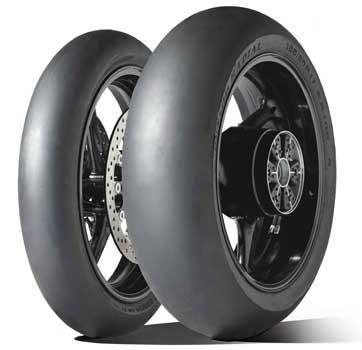 Neumatico para circuito Dunlop KR 106/108