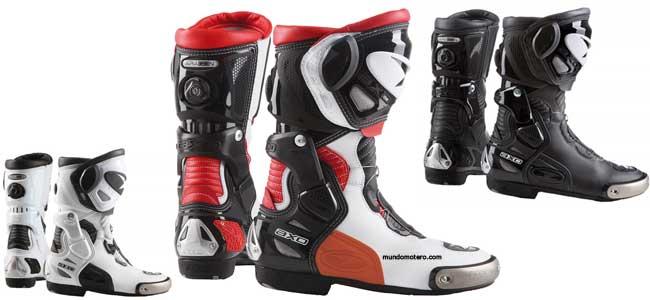 Botas de moto AXO Aragon