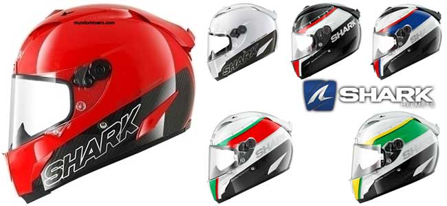 Casco de moto Shark Race-R PRO Carbon