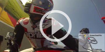 Así es el Circuito de Sachsenring - MotoGP - Datos y vuelta on board